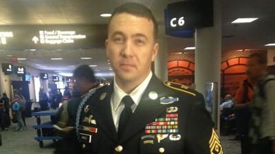 First Sgt. Albert Marle us airways