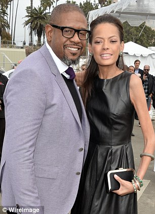 Forest Whitaker wife skinny 2