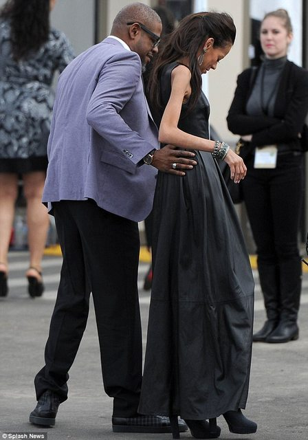 Forest Whitaker wife skinny