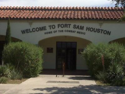 Fort Sam Houston LOCKDOWN