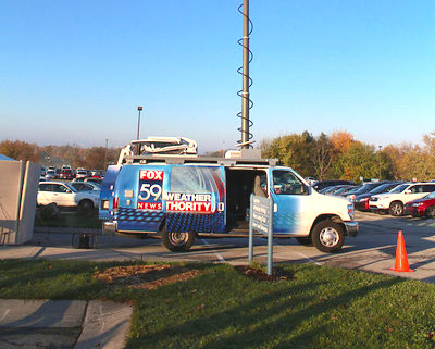 Fox 59 news news van carjacked