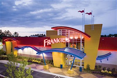 Frankie's Fun Park Adam Snelgrove