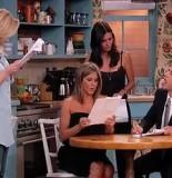 Friends Reunion Kimmel Video 5 155x160 Jimmy Kimmel SQUANDERED Golden Chance At FRIENDS Reunion