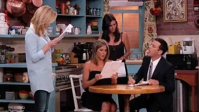 Friends Reunion Kimmel Video 5