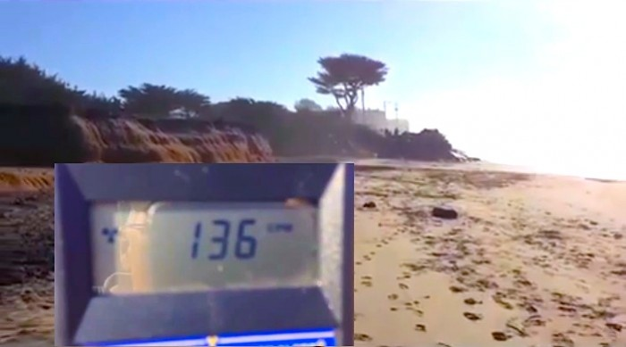 Fukushima radiation hits San Francisco 700x389 Shocking Video: Fukushima Radiation Has Arrived In San Francisco