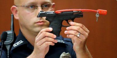 George Zimmerman gun auction trayvon martin