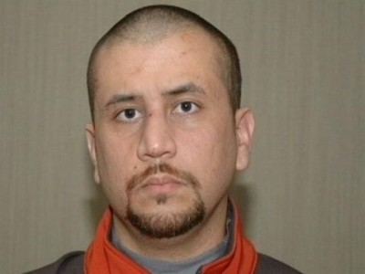 George Zimmerman shot