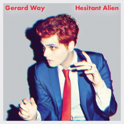 Gerard Way new look album