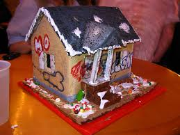 Gingerbread Crack House Gingerbread Crack House