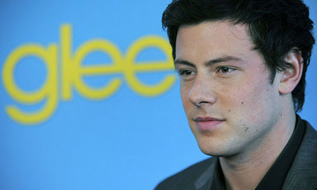 Glee star Cory Monteith h 008 GLEE Production ON HOLD After Cory Monteith Death