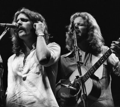 Photo of Don HENLEY and Glenn FREY and EAGLES