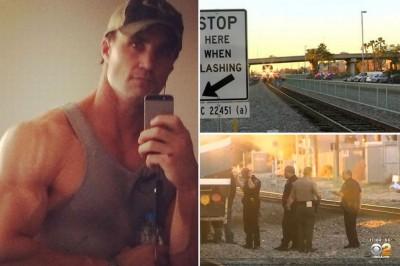 Greg Plitt dead train 5