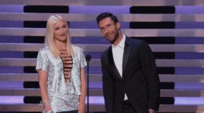 Gwen Stefani colbert emmys