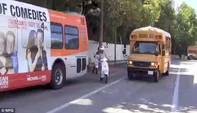 Gwyneth scooter 1