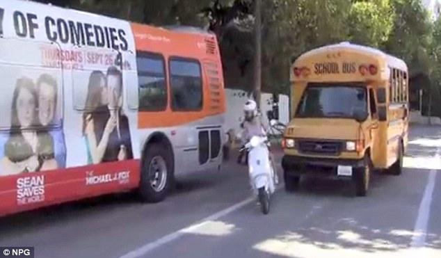 Gwyneth scooter 2