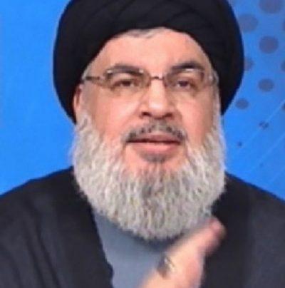 Hassan Nasrallah trump comments