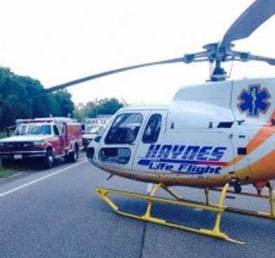 Haynes coffee county AL Medical Helicopter Crashes Kills All Aboard