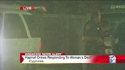 Hazmat-crews-respond-to-woman-death-Cypress