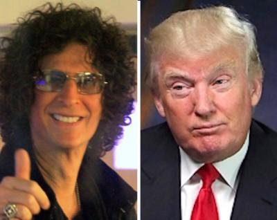 Howard Stern donlad trump