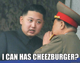 Hungry Kim Jong Un meme collection 1mut.com 18 Kim Jong Un Memes FLOOD Internet Post Rodmans Visit