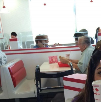 Husband Keeps 'In-N-Out Burger' Date With Wife Who Died 5 Years Ago