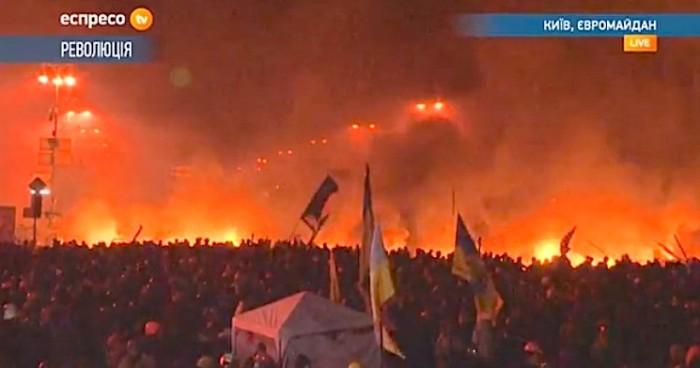 INSANE RIOTS in Kiev, Ukraine LIVE STREAM