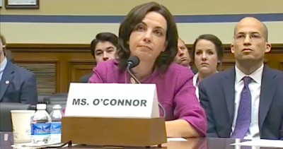 IRS Official Can't Name ONE PERSON In Her Office