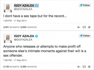 Iggy Azalea leaked video
