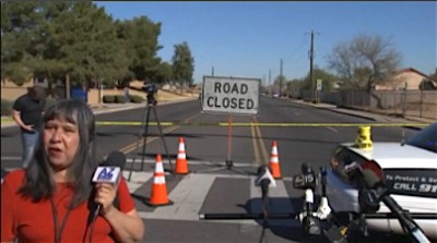 Independence High School shooting road closure
