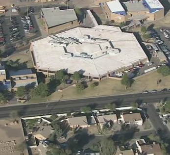 Independence High School shooting AZ High School On Lockdown After Two Teens Shot