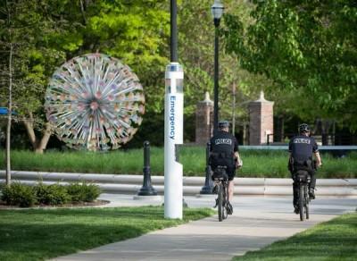 Indiana State University Campus shooting