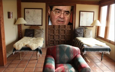 Inside Justice Antonin Scalia Secluded West Texas Ranch 12