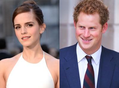 Is Emma Watson DATING Prince HARRY