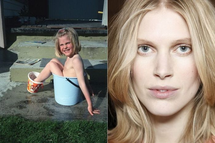 Iselin Steyr TOP FASHION MODELS When They Were Young