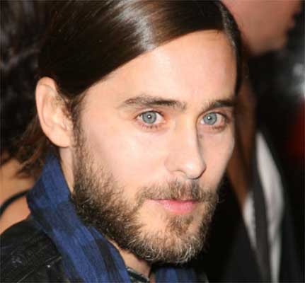 Jared Leto Photo Jared Leto Gets an Earful