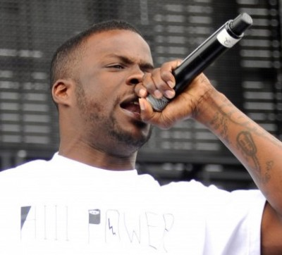Jay Rock motorcycle accident