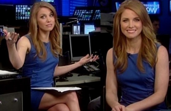 Jenna Lee hot Top 10 Hottest News Anchors? Megyn Kelly Dana Perino Snubbed