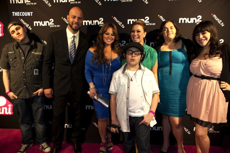 Rivera and Family BY REQUEST: Jenni Rivera: The Family She Left Behind