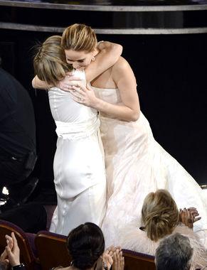 Jennifer Lawrence mom