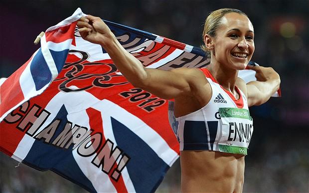 Jessica Ennis Olympic Shawty Phat