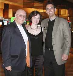 Jerry Tarkanian amy family