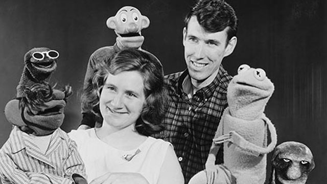 Jim and Jane Henson R.I.P. Matriarch Muppet