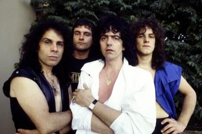 Dio 1983 Ronnie James Dio, Vinny Appice, Jimmy Bain, Viv Campbell