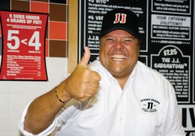 Jimmy Johns slc