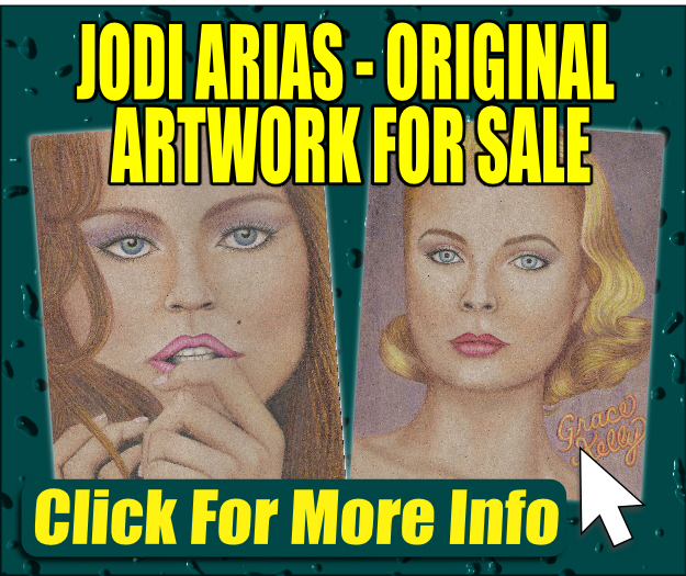 Jodi Arias Artwork Website