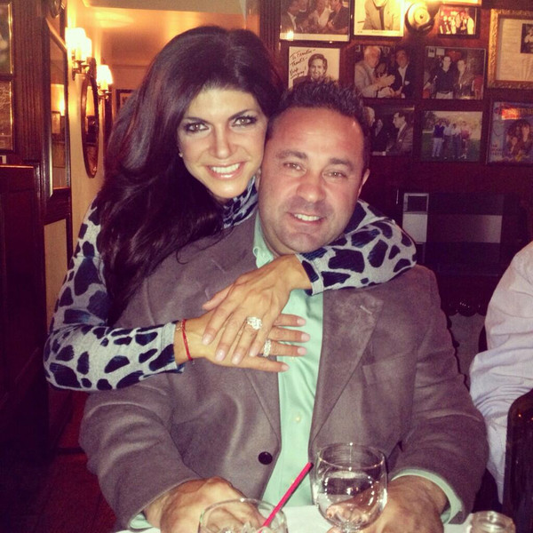 Joe Teresa Giudice Celebrates Wedding Anniversary