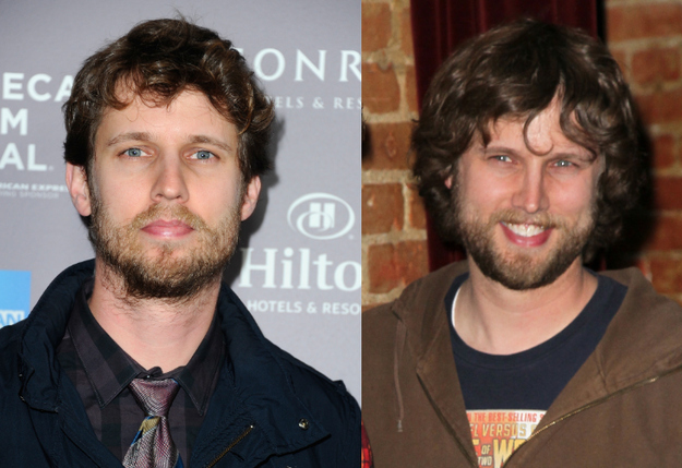 OMG! My Twin Is... Jon Heder Twin