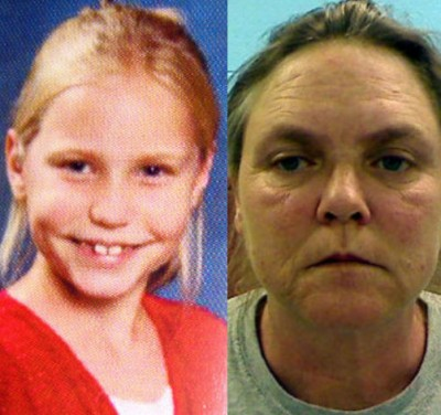 Joyce Hardin Garrard heart dead 400x376 Woman Who Ran Granddaughter To Death Dead At 50