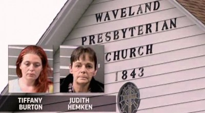 Judith Hemken and 26-year-old Tiffany Burton 4