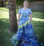 Utah Girl S Starry Night Prom Dress Goes Viral